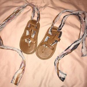 Sseko Baby Sandals